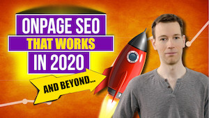 On Page SEO Ranking Factors 2020