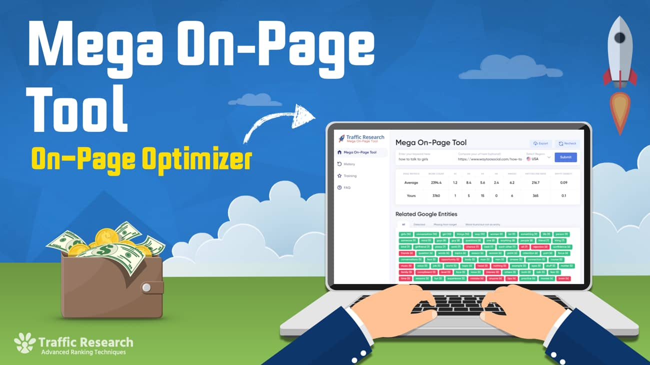 mega on-page